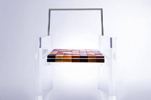 SOLARIS armchair